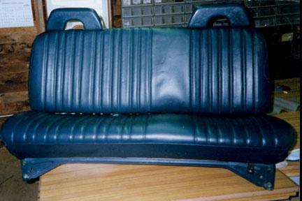 Auto Upholstery (restore a classic)